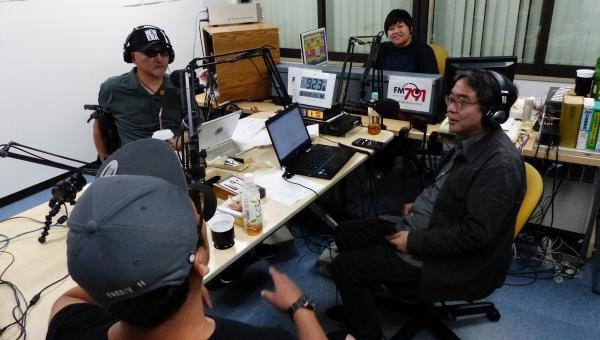 FM791にてラジオ番組「ラジオリンカーン」が始まりました。